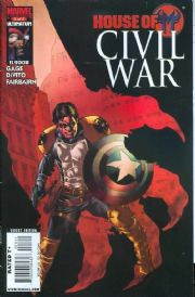 Civil War House Of M #3 (2008) Marvel comic book